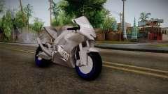 Dark Light Motorcycle