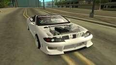 Nissan Silvia s15 Kabrio