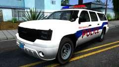 Declasse Granger Metropolitan Police 2012