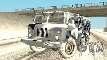 ГАЗ-66 для GTA San Andreas