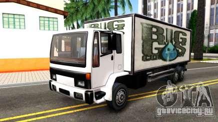 DFT-30 Box Truck для GTA San Andreas