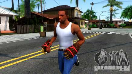Red Bear Claws Team Fortress 2 для GTA San Andreas