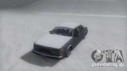 Washington Winter IVF для GTA San Andreas