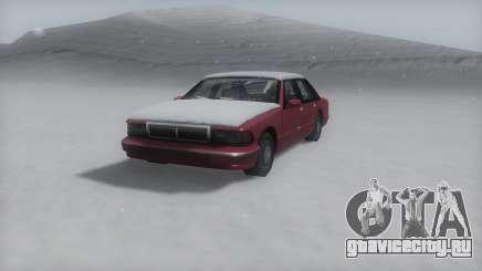 Premier Winter IVF для GTA San Andreas