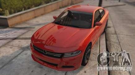 Dodge Charger Hellcat для GTA 5