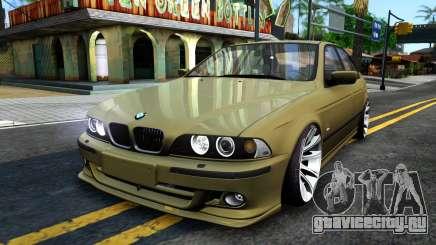 BMW 530D E39 для GTA San Andreas