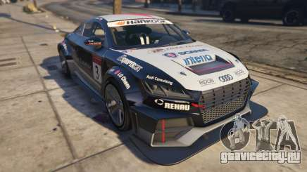 Audi TT cup 2015 для GTA 5