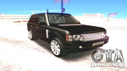 Land Rover 2010 для GTA San Andreas