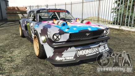 Ford Mustang 1965 Hoonicorn v1.3 [add-on] для GTA 5