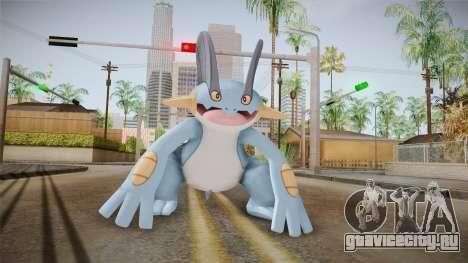 Pokémon XY - Swampert для GTA San Andreas второй скриншот