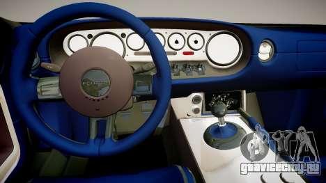 2006 Ford GTX1 для GTA 4