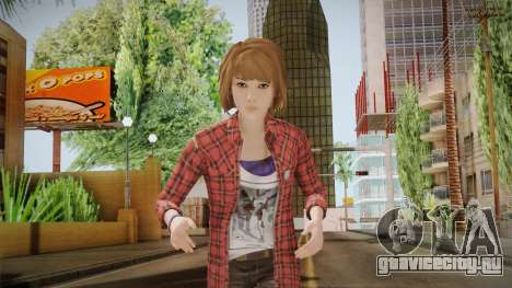 Life Is Strange - Max Caulfield Amber v2 для GTA San Andreas