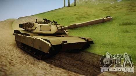 Abrams of Hell для GTA San Andreas