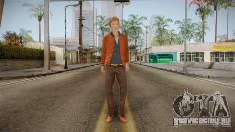Life Is Strange - Nathan Prescott v2.3 для GTA San Andreas второй скриншот