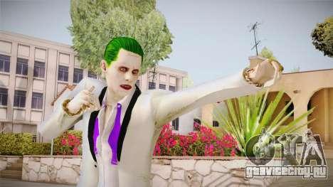 Joker White Suit 2.0 для GTA San Andreas