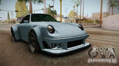GTA 5 Comet Retro для GTA San Andreas