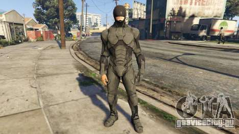 Robocop для GTA 5