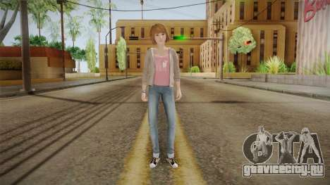 Life Is Strange - Max Caulfield EP1 v2 для GTA San Andreas второй скриншот