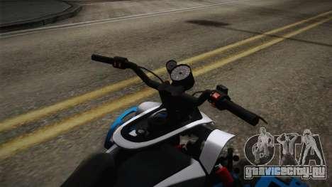 GTA 5 Nagasaki Street Blazer v2 для GTA San Andreas вид справа