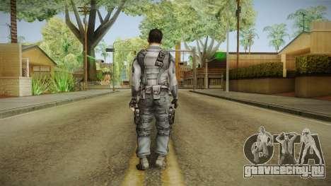 Syphon Filter Gabriel Logan v2 для GTA San Andreas третий скриншот
