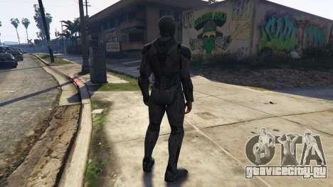 Robocop для GTA 5 третий скриншот
