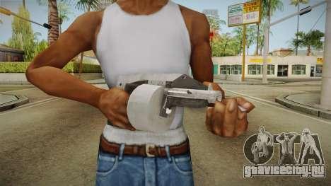 GTA 5 DLC Bikers Weapon 2 для GTA San Andreas третий скриншот