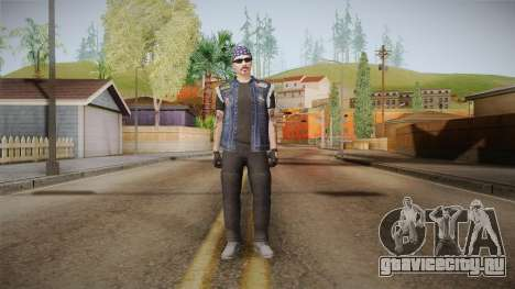 GTA 5 Online DLC Biker v2 для GTA San Andreas второй скриншот