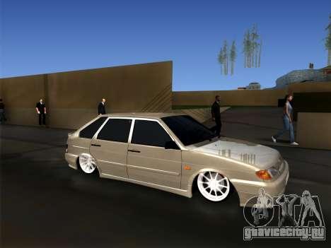ВАЗ 2114 БПАН для GTA San Andreas