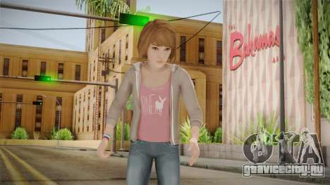Life Is Strange - Max Caulfield EP1 v2 для GTA San Andreas