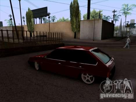 ВАЗ 2109 БПАН для GTA San Andreas вид слева