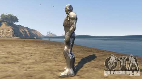Iron Man Mark 2 для GTA 5