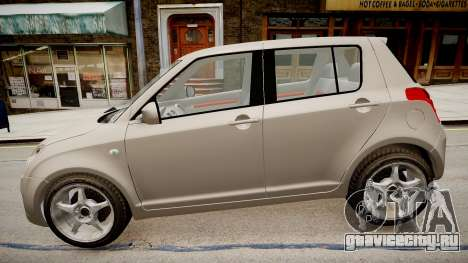Suzuki Swift для GTA 4