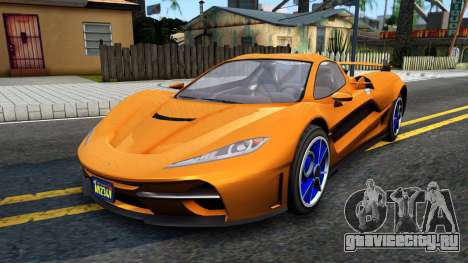 GTA V Progen Anubis для GTA San Andreas