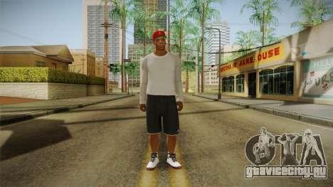 Jay Z для GTA San Andreas второй скриншот