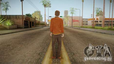 Life Is Strange - Nathan Prescott v3.3 для GTA San Andreas третий скриншот