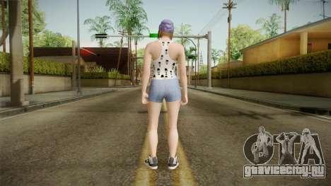 Female Skin 3 from GTA 5 Online для GTA San Andreas третий скриншот