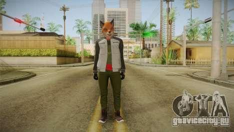GTA Online Starfox для GTA San Andreas второй скриншот