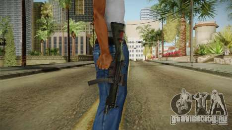 Killing Floor MP5M для GTA San Andreas