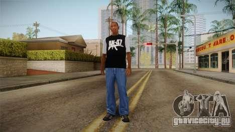 Футболка АК47 для GTA San Andreas
