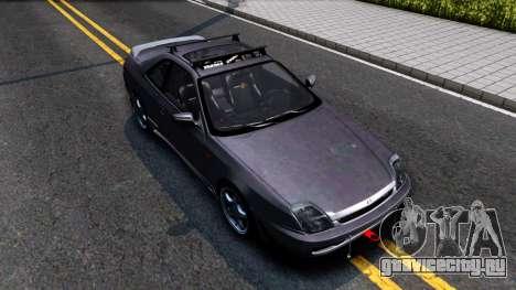 Honda Prelude для GTA San Andreas вид справа