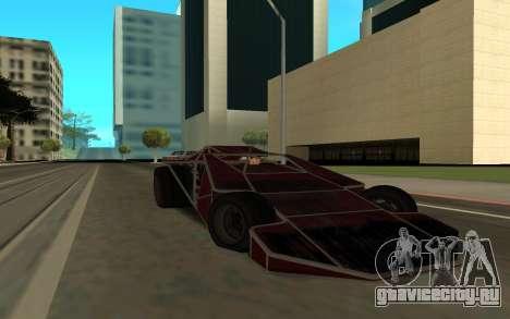 Bf Buggy Ramp для GTA San Andreas