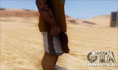 GTA 5 Vom Feuer Compact Grenade Launcher для GTA San Andreas второй скриншот