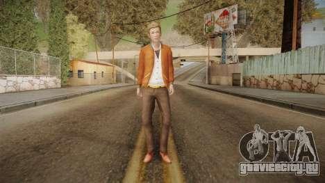 Life Is Strange - Nathan Prescott v3.1 для GTA San Andreas второй скриншот