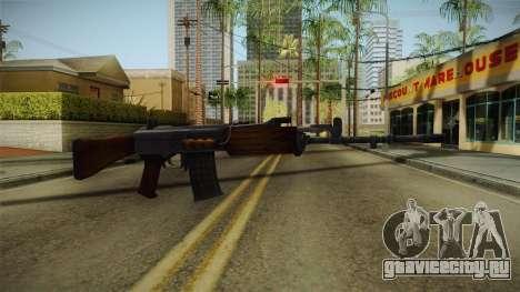 INSAS Rifle для GTA San Andreas второй скриншот