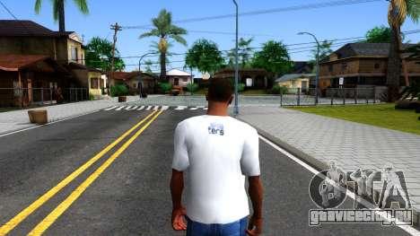 Pro Skater T-Shirt для GTA San Andreas третий скриншот