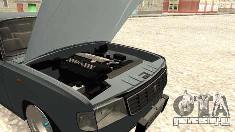 Волга 31029 корчь [Full version] для GTA San Andreas вид справа