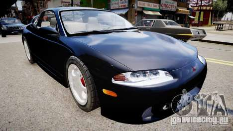 Mitsubishi Eclipse 1999 для GTA 4