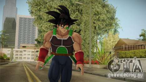 Dragon Ball Xenoverse - Bardock SJ для GTA San Andreas