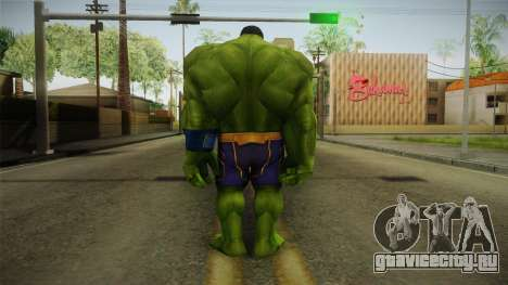 Marvel Future Fight - Amadeus Cho для GTA San Andreas третий скриншот