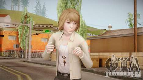 Life Is Strange - Max Caulfield Everyday Hero для GTA San Andreas